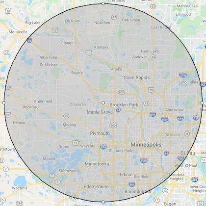 Maple Grove MN Location